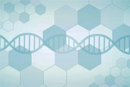 最先端遺伝子イメージ